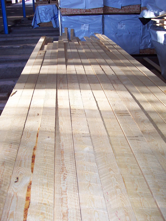 Traditional Timbers